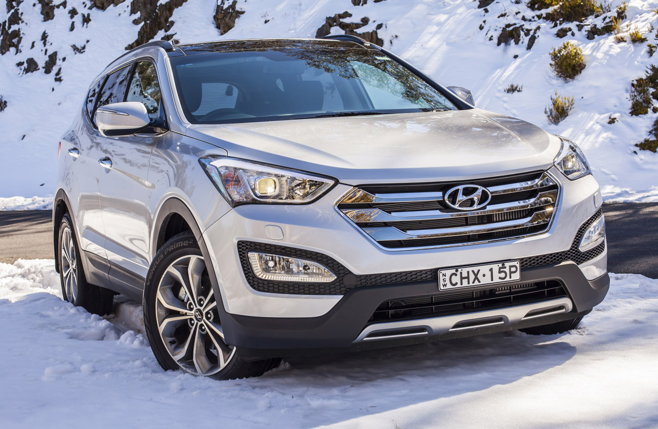 Отзыв Hyundai Santa Fe