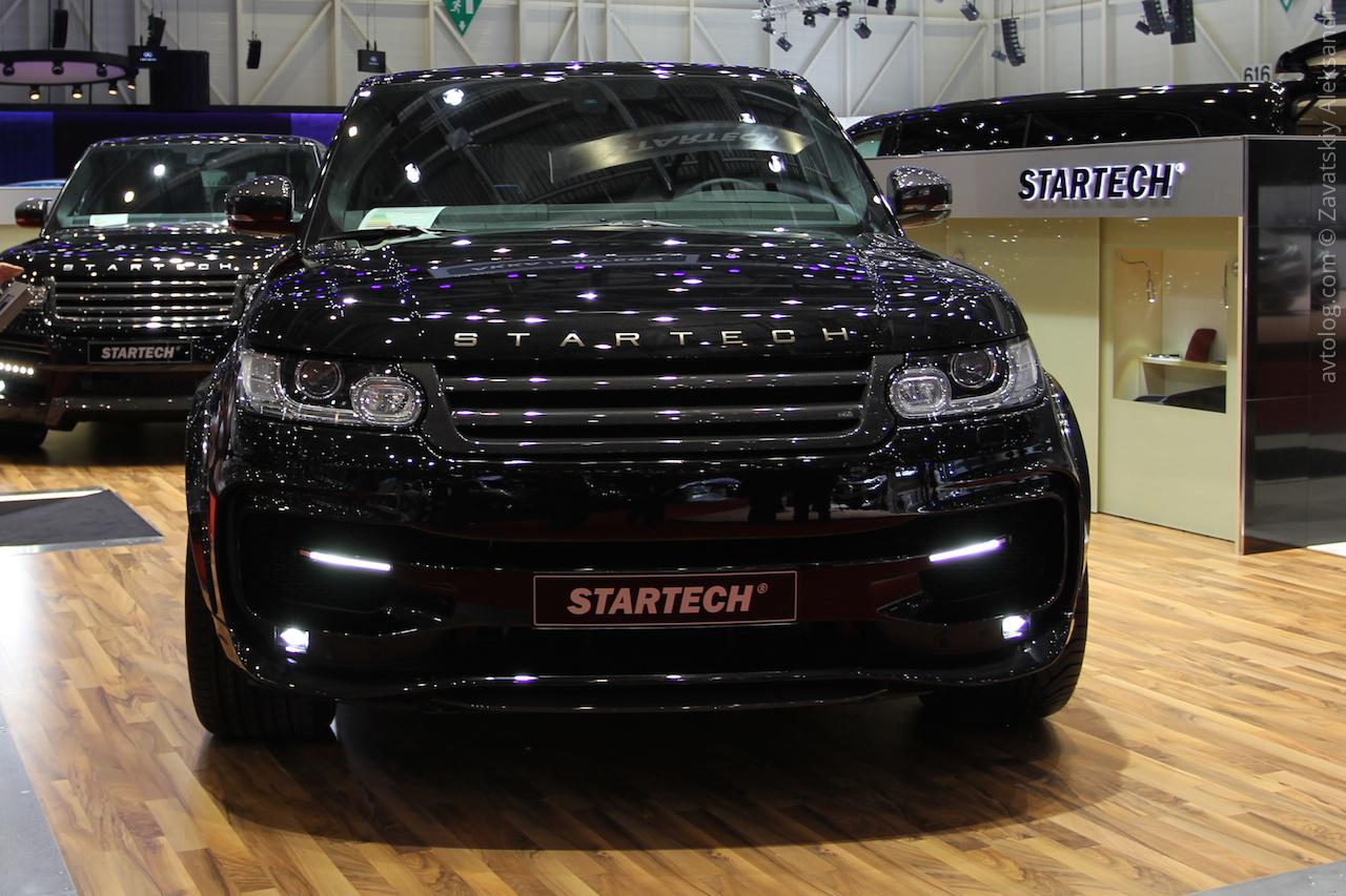 2014 Startech Range Rover Sport