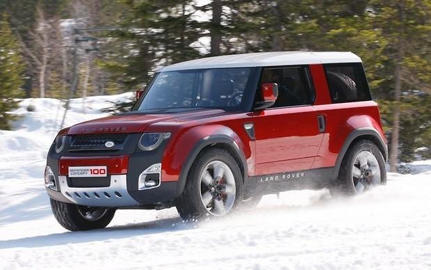 Land Rover остановил выпуск легендарной вседорожной модели Defender